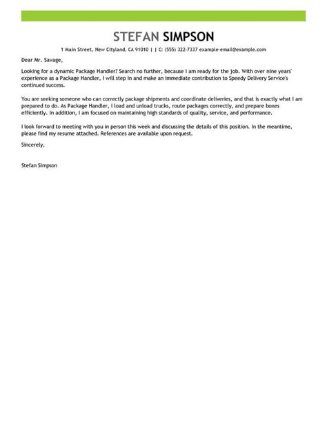 Food Handler Cover Letter by Food Handler Cover Letter Www Fungram Co