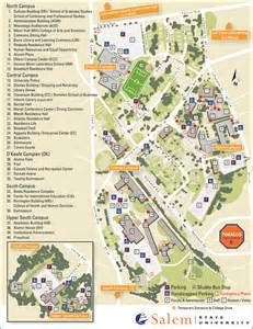 Salem State University Map about salem state university salem state university