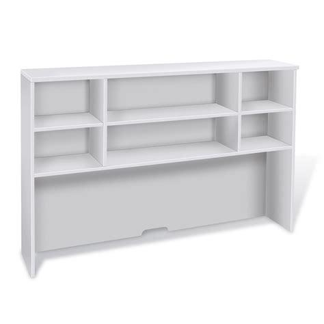 unique furniture 100 collection white desk 14723 desks
