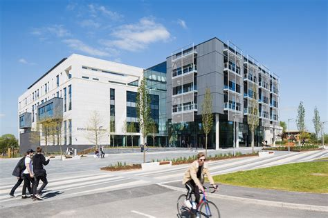 Of Bath School Of Management Mba by Bristol Business School Uwe Bristol Stride Treglown