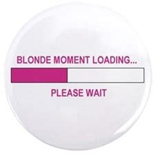 Blonde Moment Meme - dumb blonde moments
