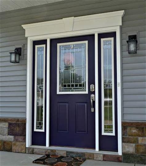 purple front door purple front door for the home pinterest