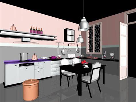 3d Kitchen Design Software Download Kitchen Design Ideas Max 3ds Max Software