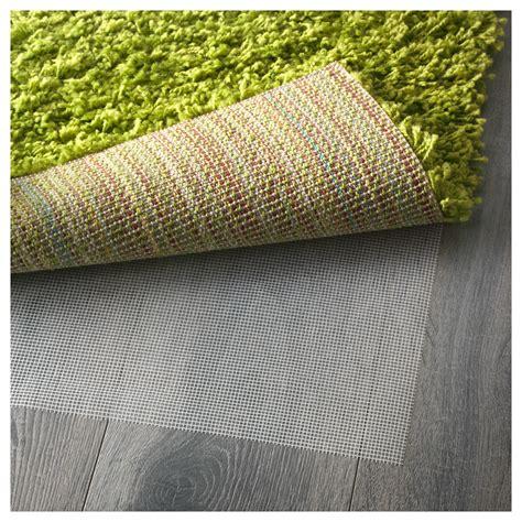 high rug hen rug high pile bright green 133x195 cm ikea