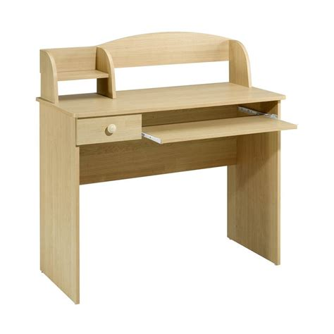 Maple Student Desk by Shop Nexera Alegria Maple Student Desk At Lowes