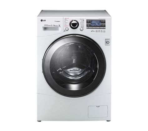 Lg Truesteam Washer Tub Clean lg f1695rdh truesteam washer dryer white white tumble