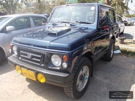 Suzuki Jimny 1996 Suzuki Jimny Wind 1996 For Sale In Islamabad Pakwheels