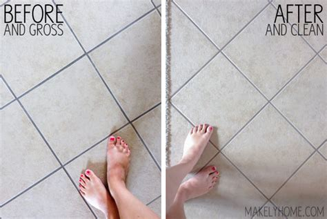 how to clean bathroom grout and tiles using steam as a tile and grout cleaner