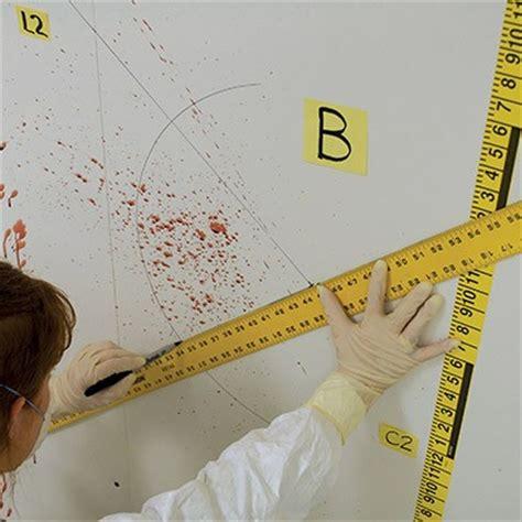 bloodstain pattern analyst jobs bloodstain pattern documentation class bloodstain