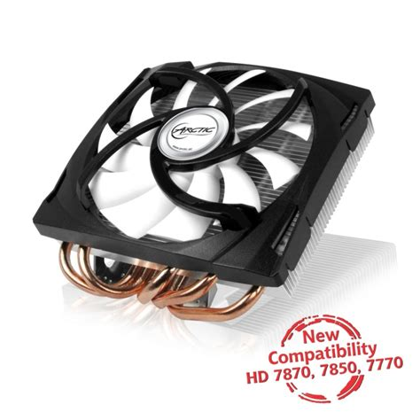 Vga Amd Radeon Hd 7700 arctic vga coolers are compatible with amd radeon hd 7700 series gpus