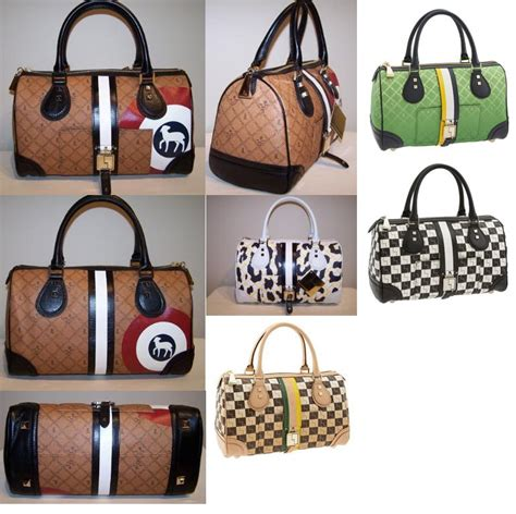 Mandeville Small Satchel by Colors Saddle Bullseye Ombre Checkerboard White Leopard