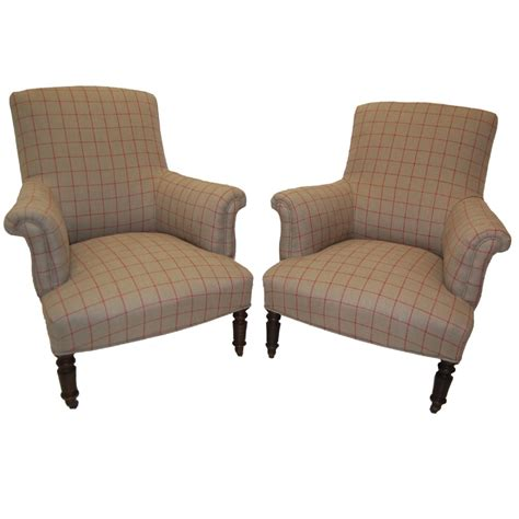 Armchairs Uk Fully Restored Pair Of Armchairs 252675