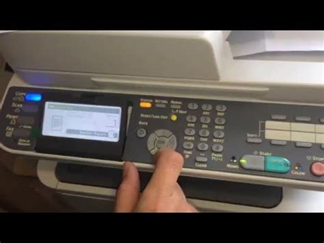 resetting oki printer oki 451 toner bitti hatası 199 246 z 252 m 252 youtube