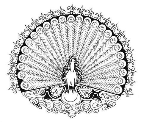 imagenes de mandalas con venecitas mandala pavo real dibujalia dibujos para colorear