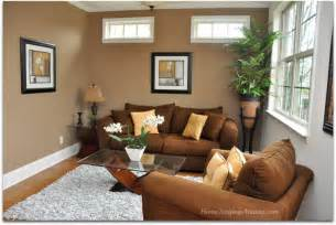 what color walls go with brown furniture how to add warmth to a room solutions for selling part iv