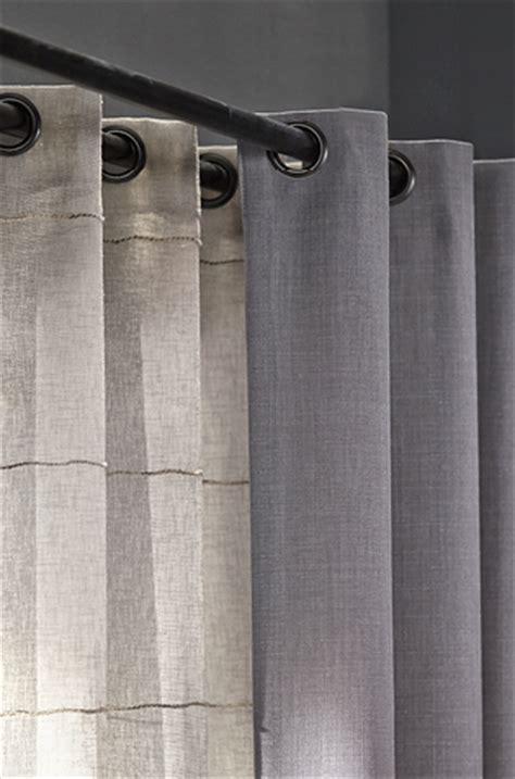 gordijnen grijs ringen gordijnen in den haag interieur design magdelijns
