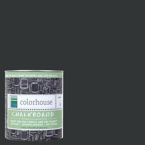 chalkboard paint home depot colors colorhouse 1 qt nourish 06 interior chalkboard paint