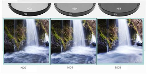 Diskon Cacagoo Pro 58mm Nd8 Nd Neutral Density Filter Lens High image gallery nd8