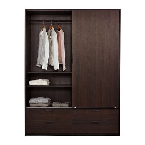 Trysil Wardrobe by Can Replace The Bar With More Shelves If I Want Trysil