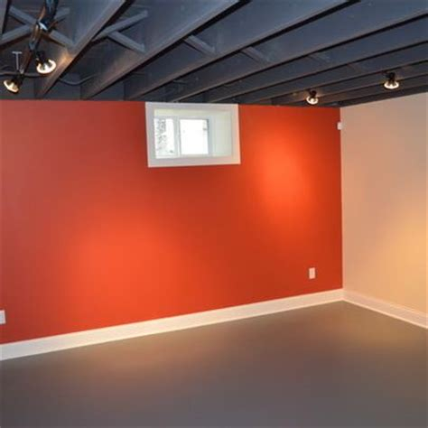 25 best ideas about low ceiling basement on