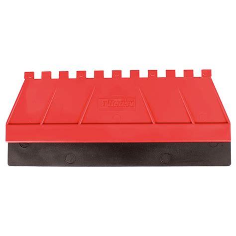 grout adhesive spreader 180mm diy4you combination spreader tileasy