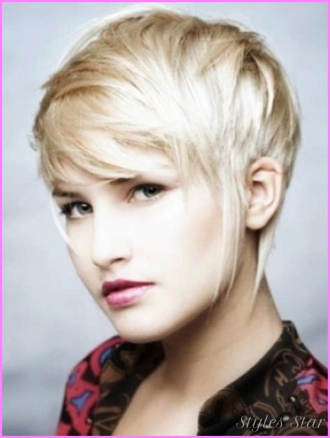 pictures of womens short style haircuts for women over 60 popular haircuts for young women stylesstar com