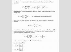 Eigenwert Einer Matrix Berechnen. mathe online eigenwerte ... C- 4x4 Matrix Inverse