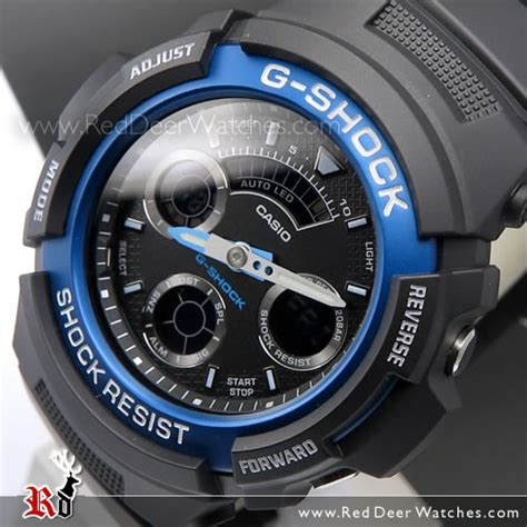 Casio Gshock Aw 591 2adr buy casio g shock world time shock resist aw 591 2a