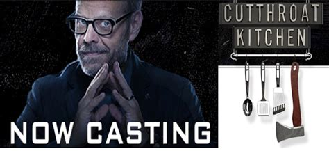 Who Created Cutthroat Kitchen by New Exciting Tv Show Cutthroat Kitchen Starnow