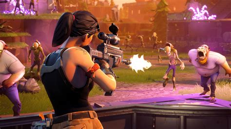 when fortnite will be free fortnite s 100 player battle royale mode will be free for