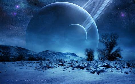 Darkness Beautiful Dark Themes winter landscape by qauz on deviantart