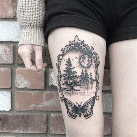 50 captivating thigh tattoo designs amazing tattoo ideas