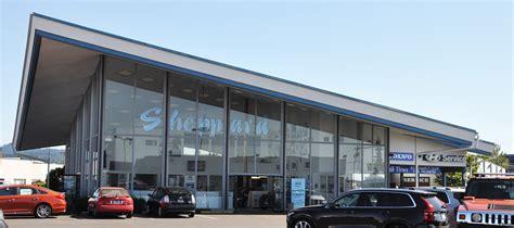 oregon car showrooms dealerships roadsidearchitecture