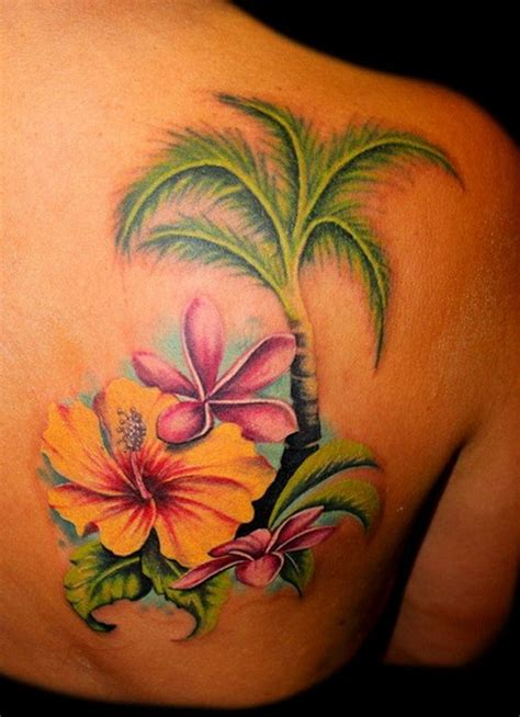 tropical tattoo gallery awesome flower images part 2 tattooimages biz
