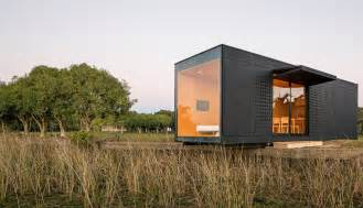 mini home prefab house mini modern5 fubiz media