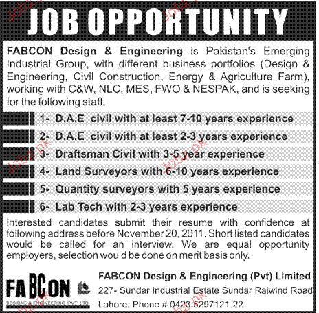 Land Surveyor Description by Draftsman Land Surveyor Quantity Surveyor Opportunity 2018 Pakistan Jobz Pk