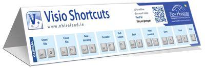visio keyboard shortcuts visio keyboard shortcut sheet ireland