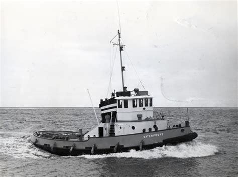 ald makkum - Sleepboot Waterpoort
