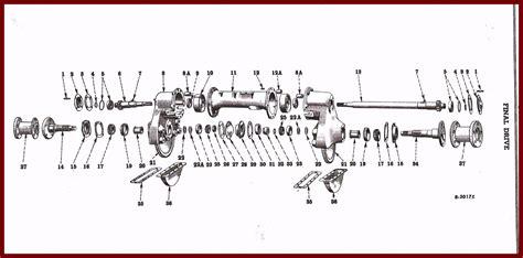 farmall a parts diagram farmall h wiring diagram