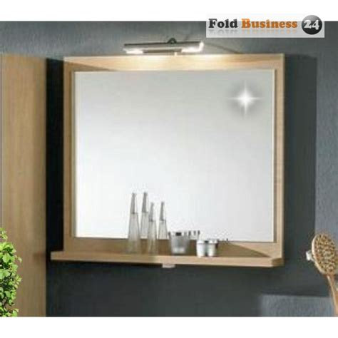 beleuchtung für spiegel dekor ablage badezimmer