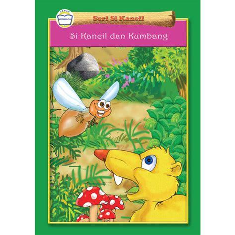 Buku Buku Anak Buku Bergambar Seri Fabel Kaya Akan Pesan jual buku dongeng si kancil dan kumbang dapin edutama