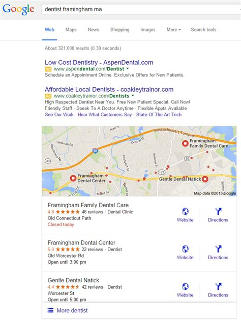 google images has changed google map results everything has changed again