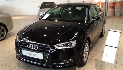 Audi A3 Review 2014 by Audi A3 2014 In Depth Review Interior Exterior