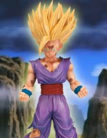 son gohan ssj2 master stars piece special color version