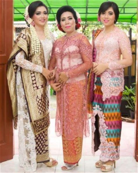 Baju Adat Batak Modern model kebaya pengantin batak modern terbaru dan berbagai ciri khasnya