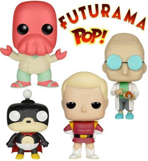 Funko Futurama Professor Farnsworth 6926 bonecos futurama pop s 233 rie 2 prof farnsworth zoidberg nibbler e zapp brannigan 171 de