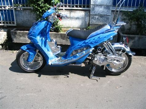 Jok Mio Sporty Jok Mio Lama Jok Mio Seat modifikasi jok motor jok mio chopper low rider