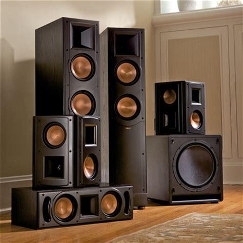 rf  ii floorstanding speaker klipsch