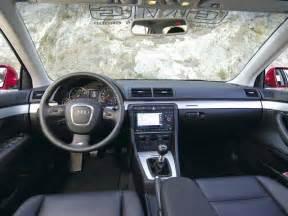 2006 Audi A4 Interior Audi A4 Interior 2006