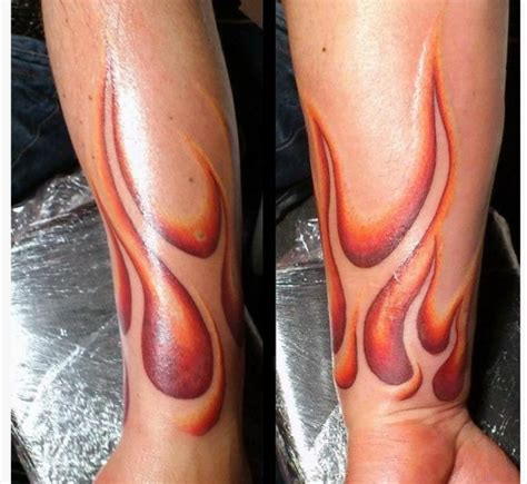 flame tattoo tattoos designs pictures page 3